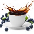 Blueberry Kona Coffee