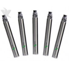 eGo-C Twist Variable Voltage Battery 1100mAh Stainless