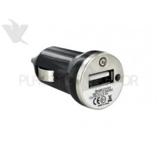 Charger - DC to USB Mini Car Charger - Black