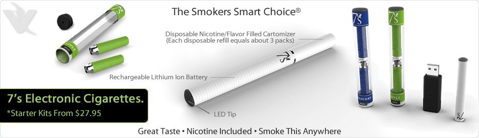 6. e-Cigarettes